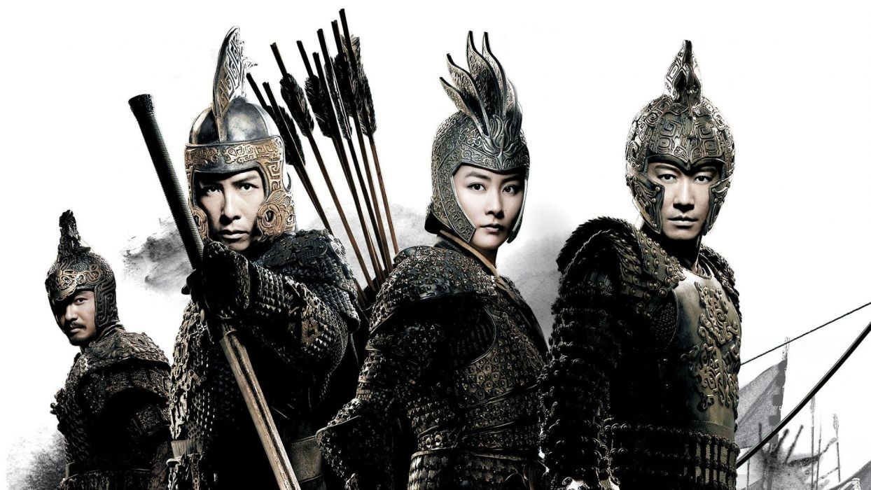 EMPRESS AND THE WARRIORS avtion drama romance fighting martial wallpaper