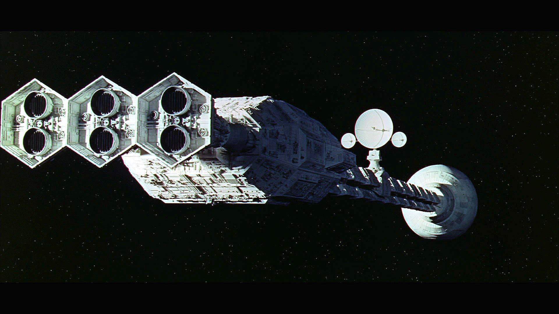 Space Odyssey Spacecraft 2001 Space Odyssey Sci-fi