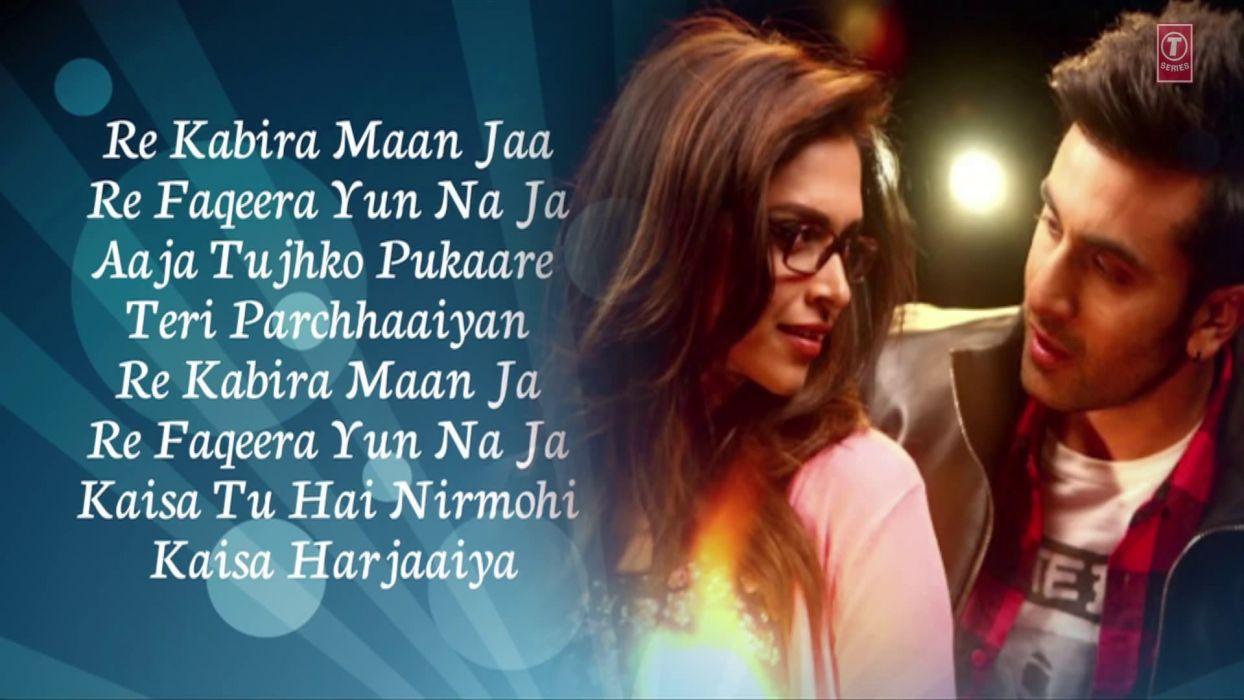 YEH JAWAANI HAI DEEWANI bollywood drama musical romance Deepika Padukone wallpaper