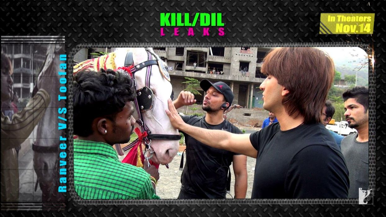 KILL DIL bollywood romance action crime drama Parineeti Chopra wallpaper