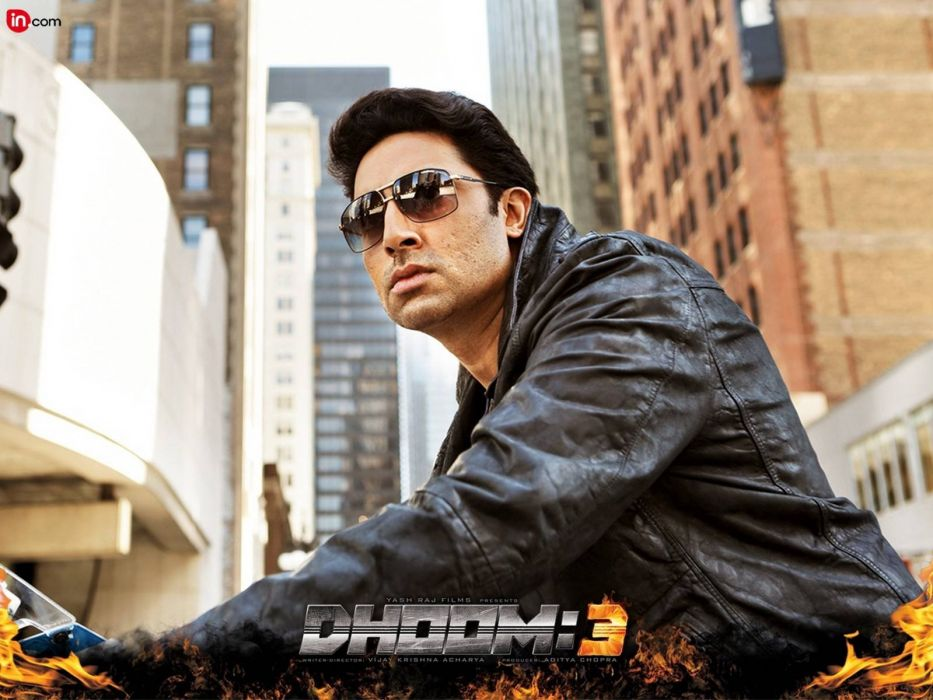 DHOOM bollywood action thriller adventure wallpaper