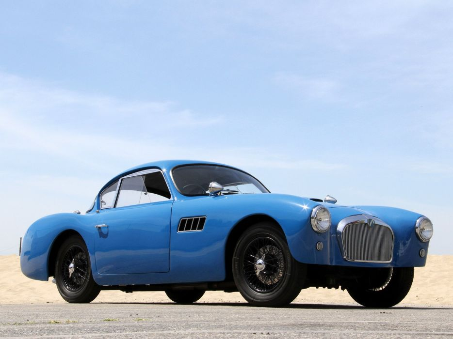 1956 Talbot Lago T14LS retro wallpaper