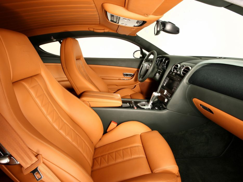 2008 Bentley GTZ Zagato luxury wallpaper