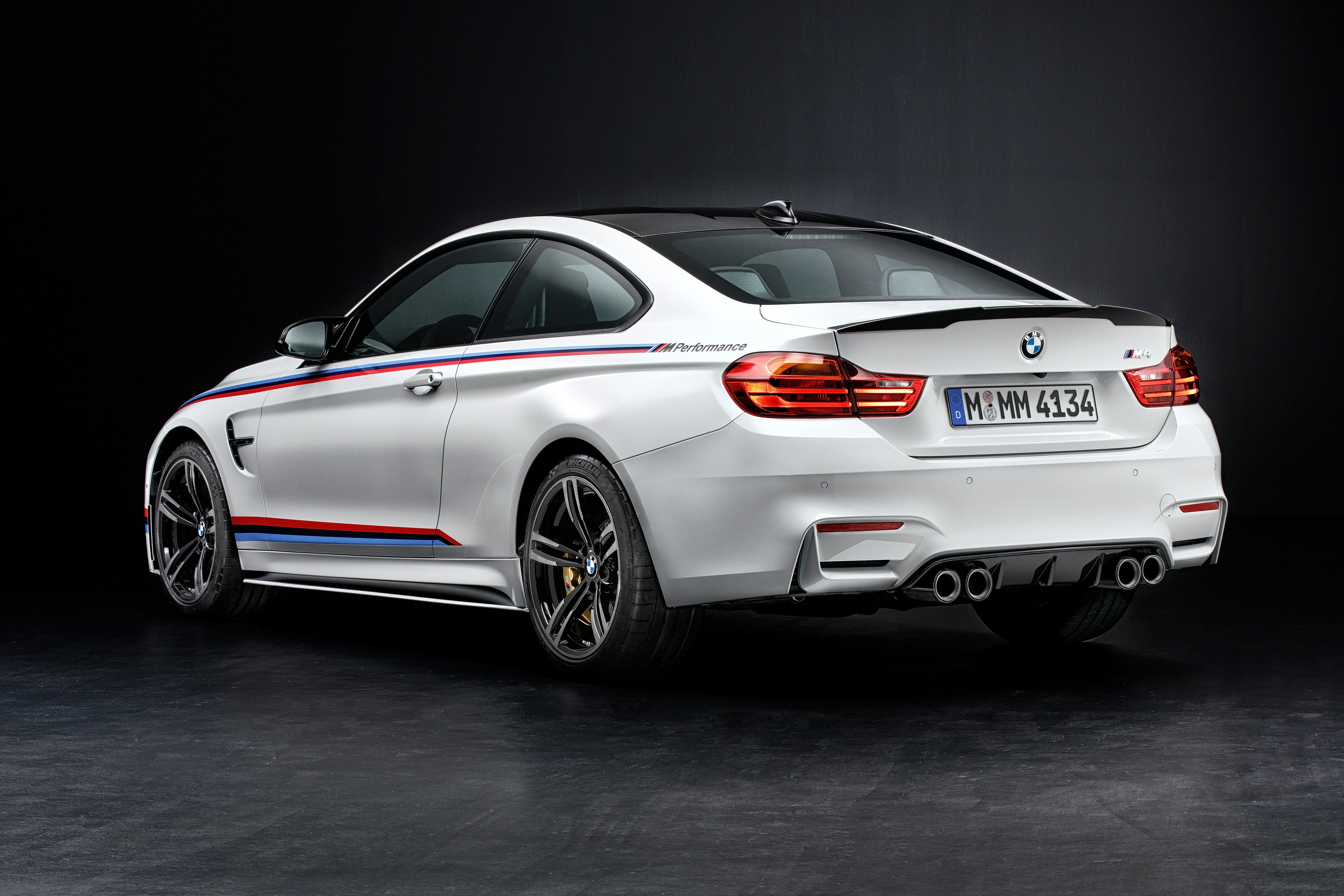 2014 Bmw M 4 Coupe M Performance F82 Tuning Wallpaper