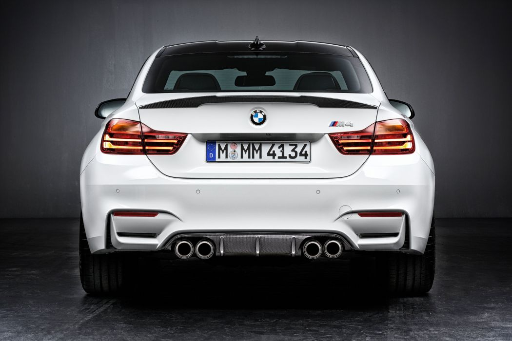 2014 BMW M-4 Coupe M-Performance (F82) tuning wallpaper