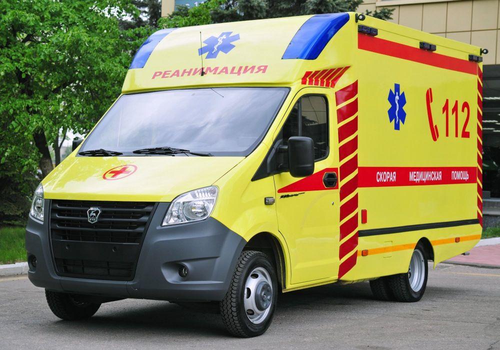 2013 Gazelle Next ambulance (A21R22) emergency wallpaper