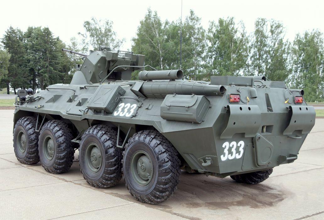 1994 GAZ 59034 APC-82 military 8x8 russian armored wallpaper