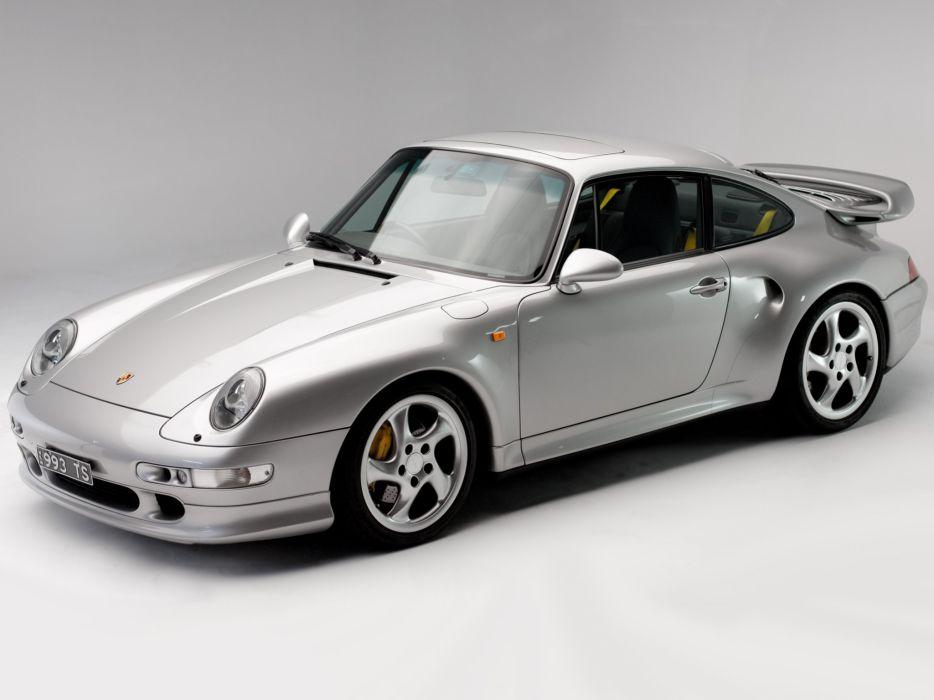 1997 Porsche 911 Turbo Coupe AU-spec (993) supercar wallpaper