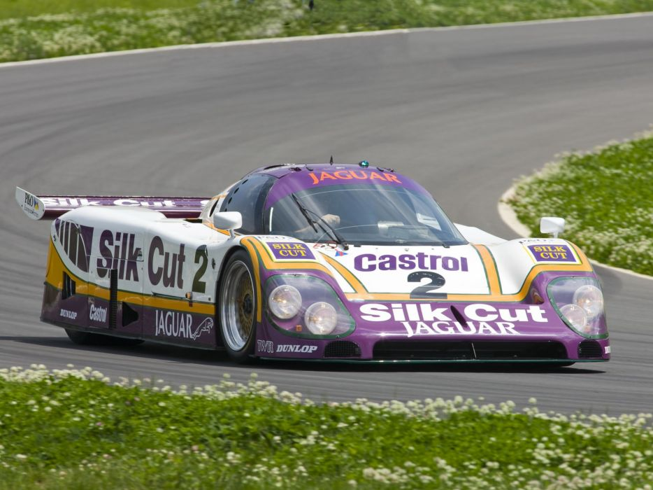 1988 Jaguar XJR9 Le-Mans gran prix race racing wallpaper
