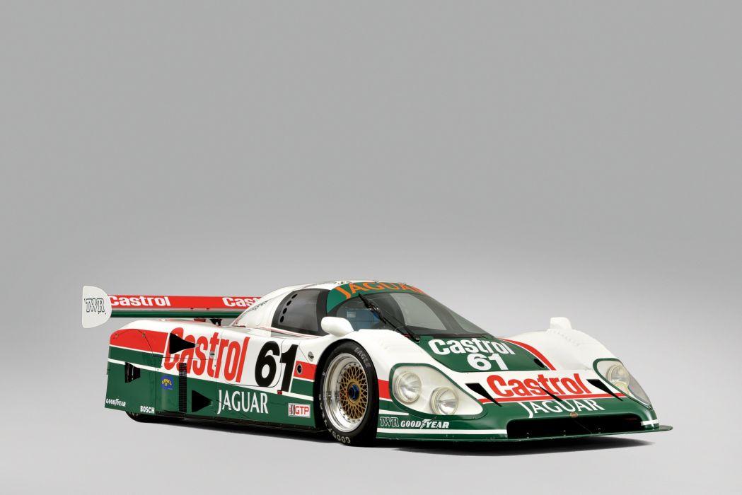 1988 Jaguar XJR9 Le-Mans gran prix race racing wallpaper