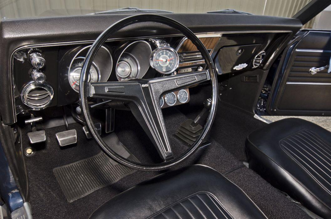 1968 Chevrolet COPO Camaro Yenko S-S 427 muscle classic wallpaper