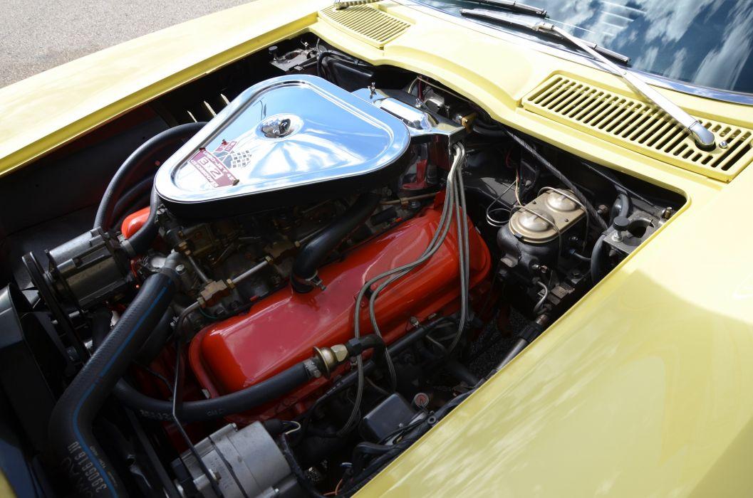 1967 Chevrolet Corvette StingRay L71 427 435HP Convertible (C-2) sting ray muscle supercar wallpaper