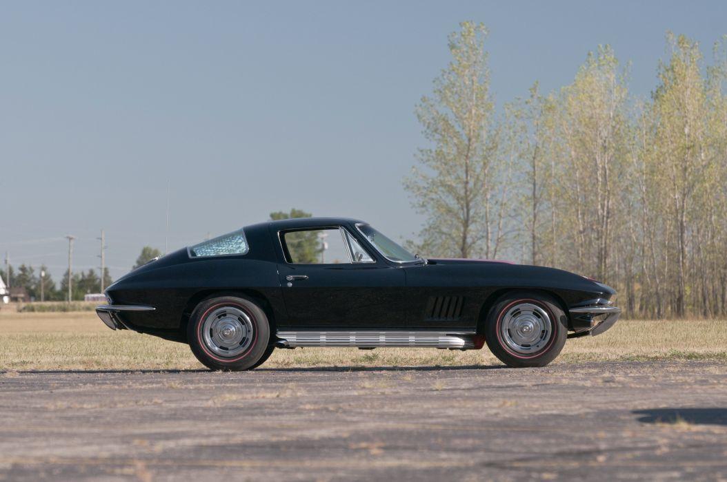 1967 Chevrolet Corvette StingRay L71 427 435HP (C-2) muscle supercar sting ray wallpaper