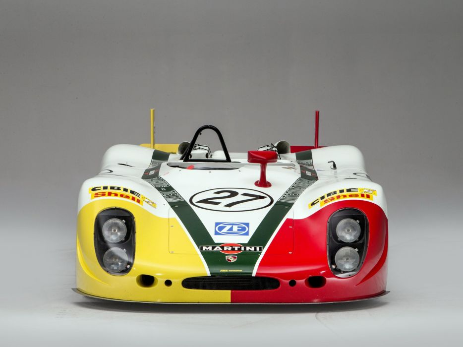 1969 Porsche 908-02 Flunder Spyder le-mans race racing classic wallpaper