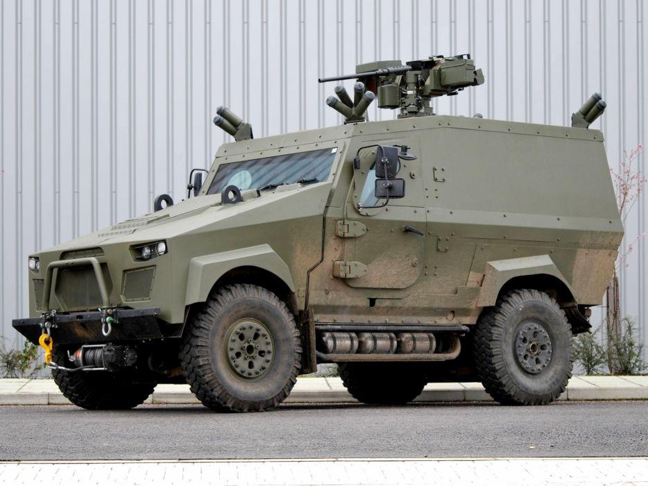 2011 Zephyr MRV 4x4 police military armored apc wallpaper