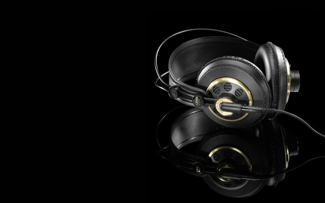 tehnology headphones music wallpaper