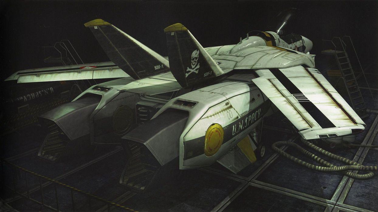 anime character starship wallpaper