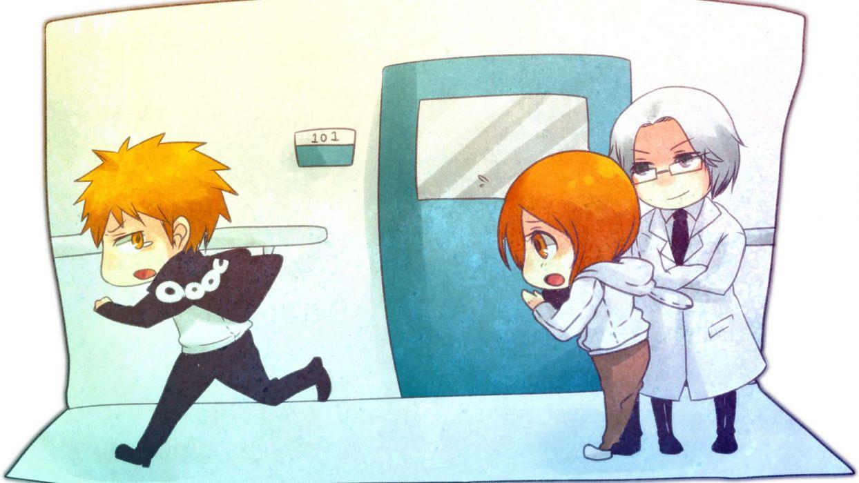 anime character humor doctor wallpaper