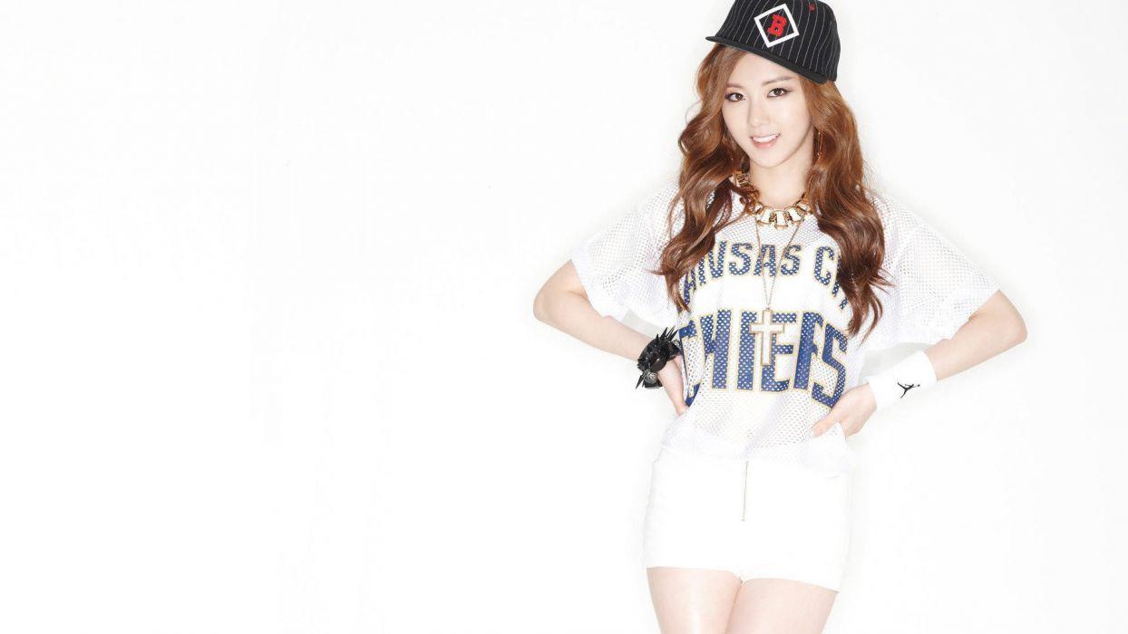 KOREAN BEAUTY - Star model girl wallpaper