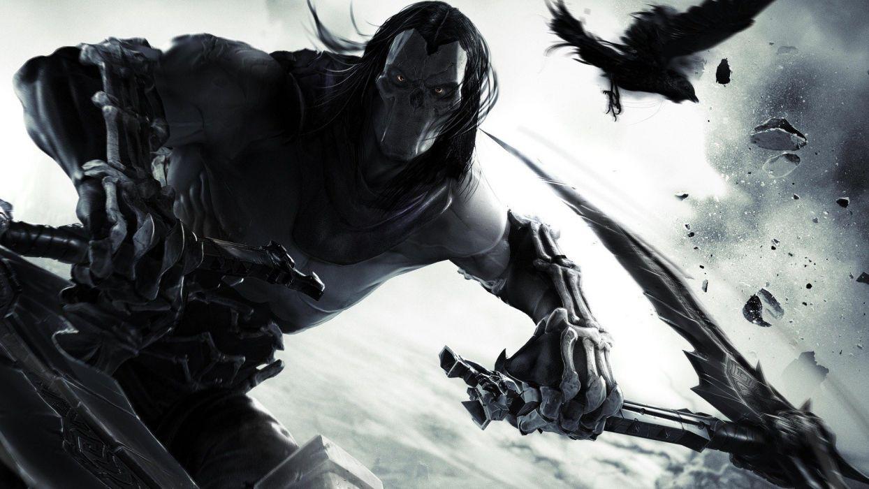 SHADOW WARRIOR - sword crow wallpaper