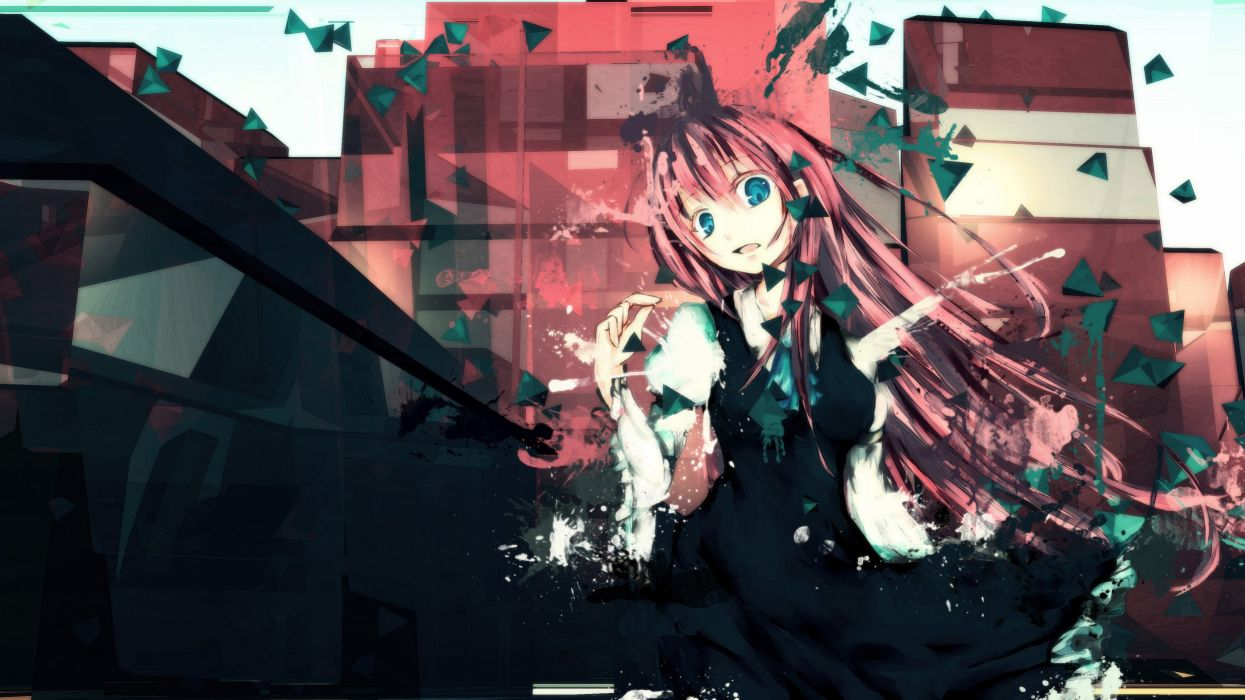 anime girl cute sweet wallpaper