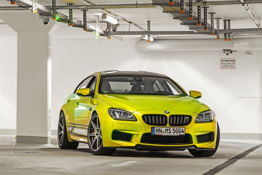 2014 PP-Performance BMW M-6 RS800 Gran Coupe (F06) tuning wallpaper