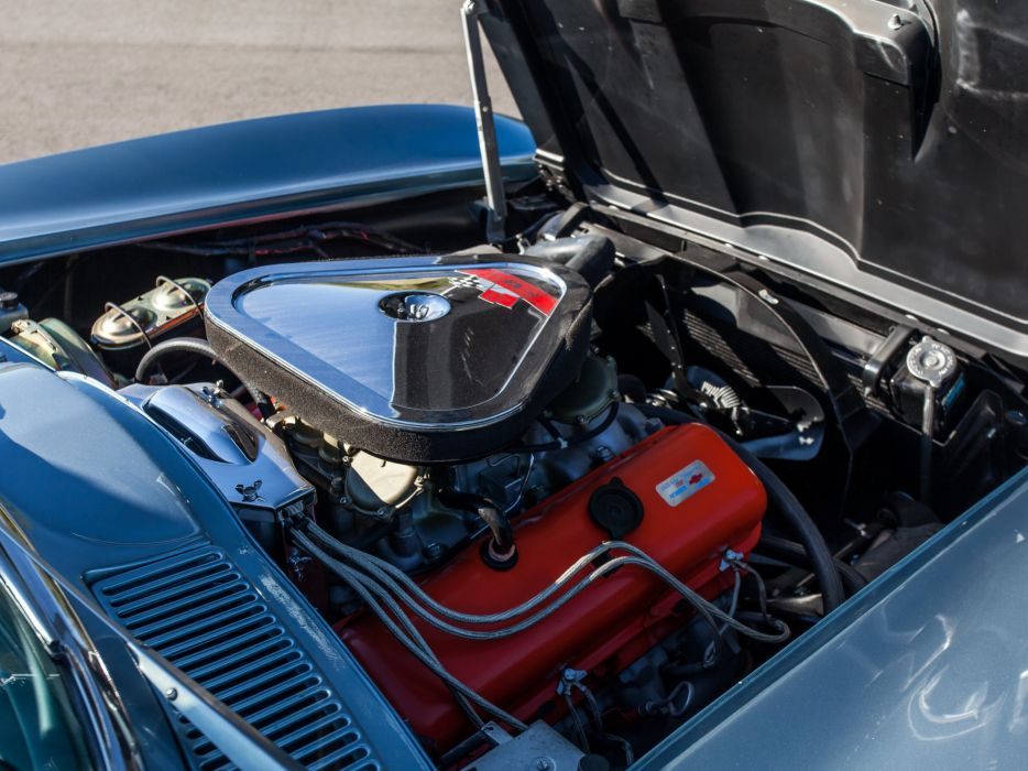 1967 Chevrolet Corvette StingRay L71 427 435HP Convertible (C-2) sting ray muscle supercar classic wallpaper