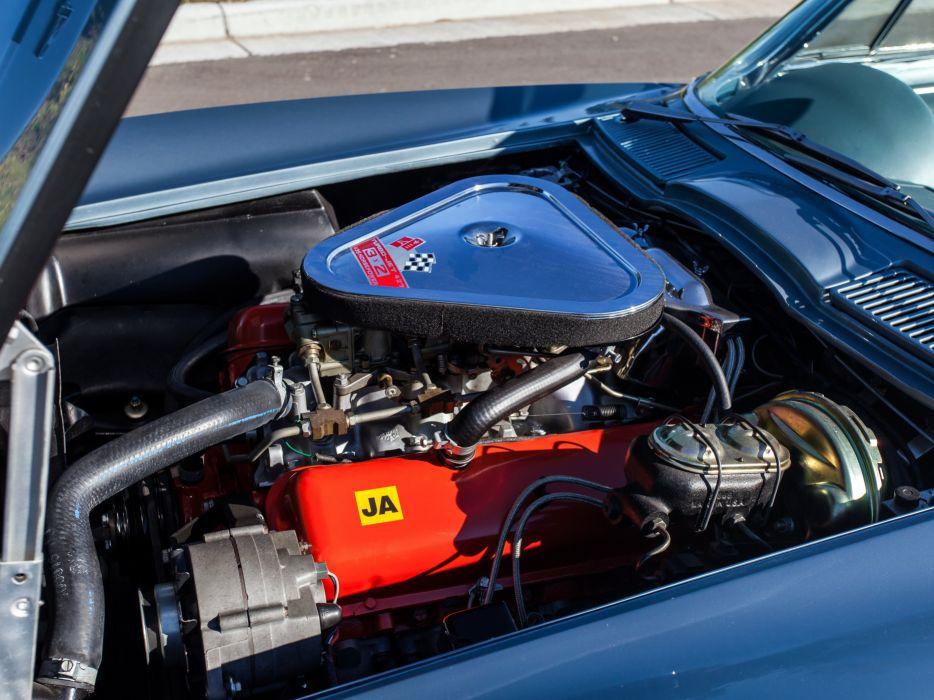 1967 Chevrolet Corvette StingRay L71 427 435HP Convertible (C-2) sting ray muscle supercar classic wallpaper