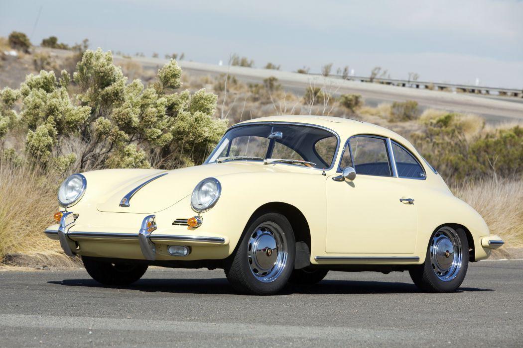 1963-65 Porsche 356 S-C Coupe classic wallpaper