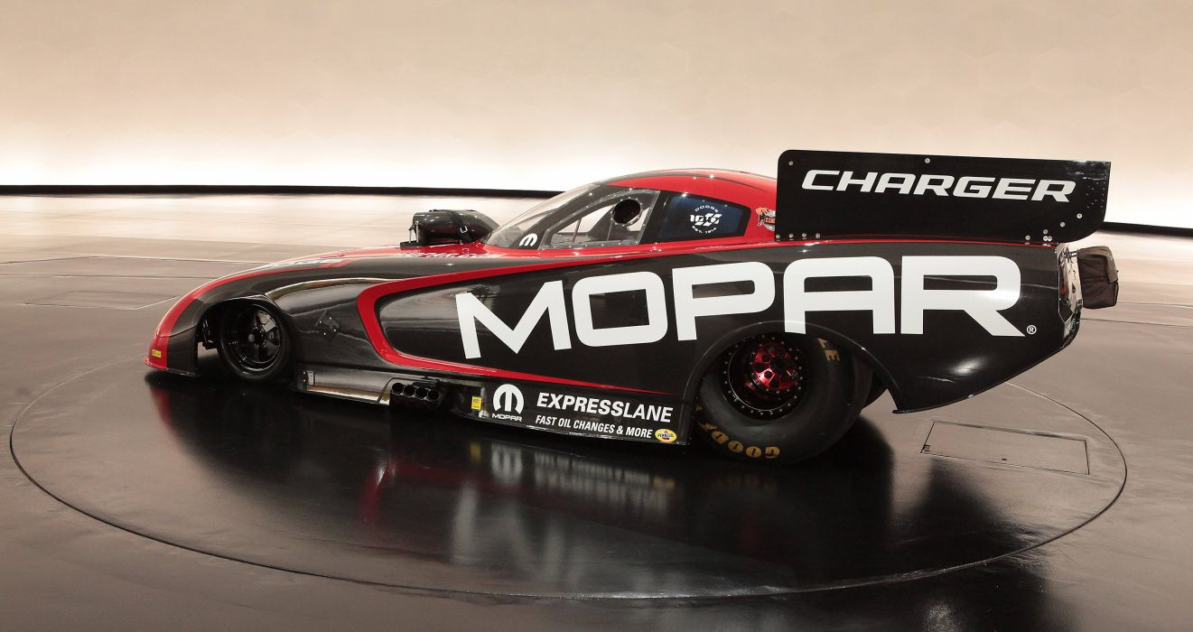 2015 Mopar Dodge Charger R-T FunnyCar funny drag race racing hot rod rods nhra wallpaper