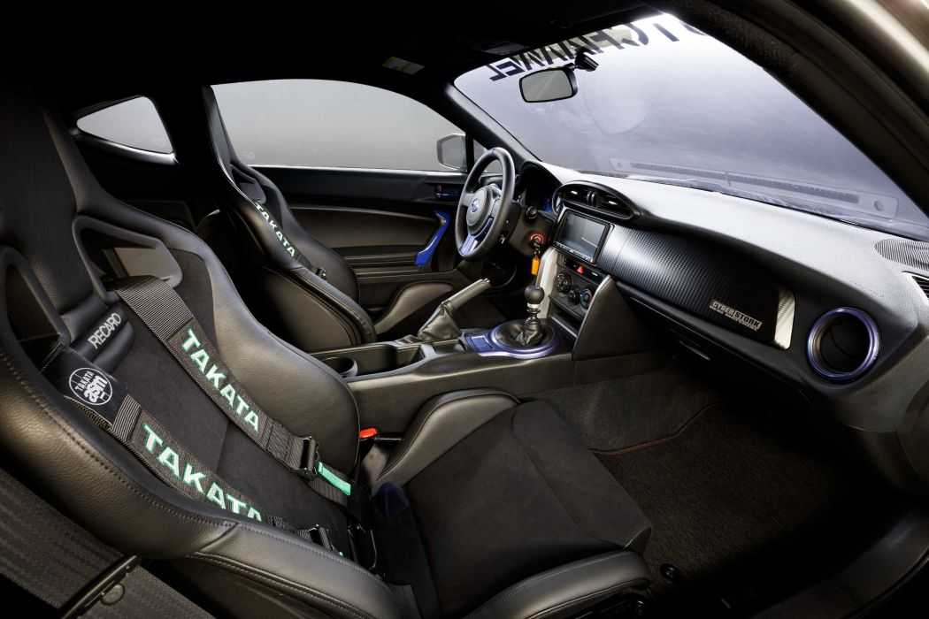 2015 Scion FR-S G-T Channel Mines Concept tuning wallpaper
