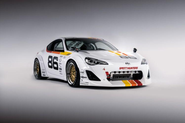 2014 Scion FR-S Speedhunters Maximum Attack tuning concept race racing wallpaper