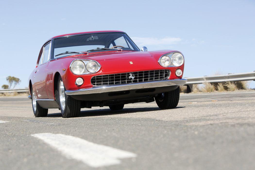 1965 Ferrari 330 G-T 2-2 (Series-I) supercar classic wallpaper