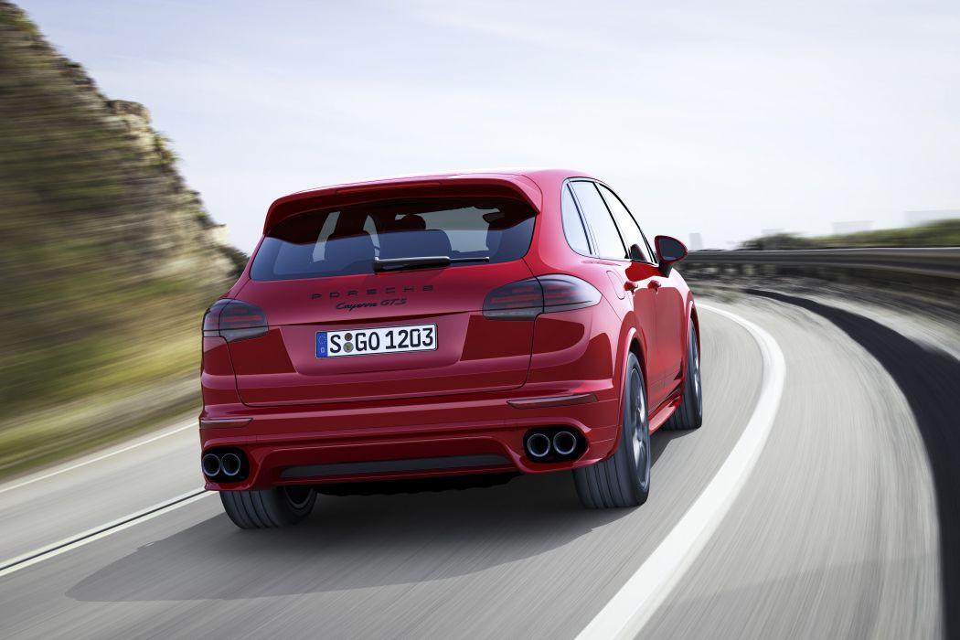 2015 Porsche Cayenne GTS (958) suv awd stationwagon wallpaper
