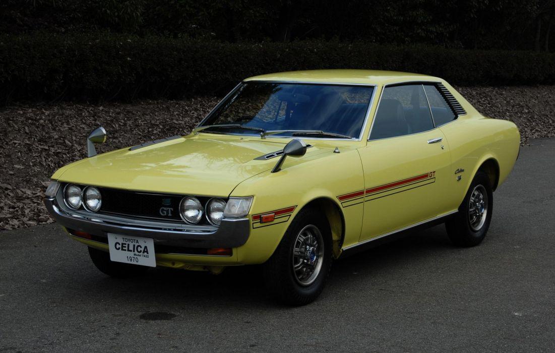 1970 Toyota Celica 1600 G-T (TA22) classic wallpaper | 1699x1080 ...