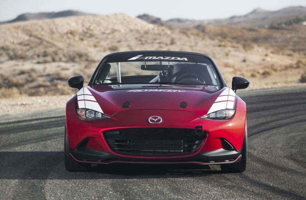 2014 Mazda MX-5 Cup Concept (N-D) race racing tuning wallpaper