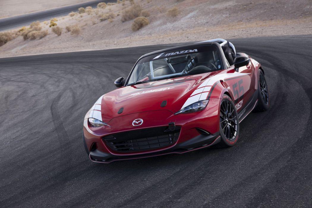 2014 Mazda MX-5 Cup Concept (N-D) race racing tuning wallpaper