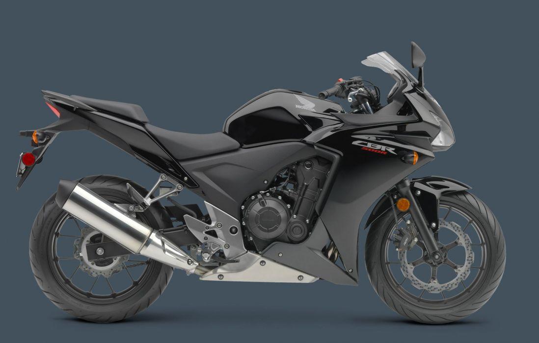 2015 Honda CBR500R wallpaper