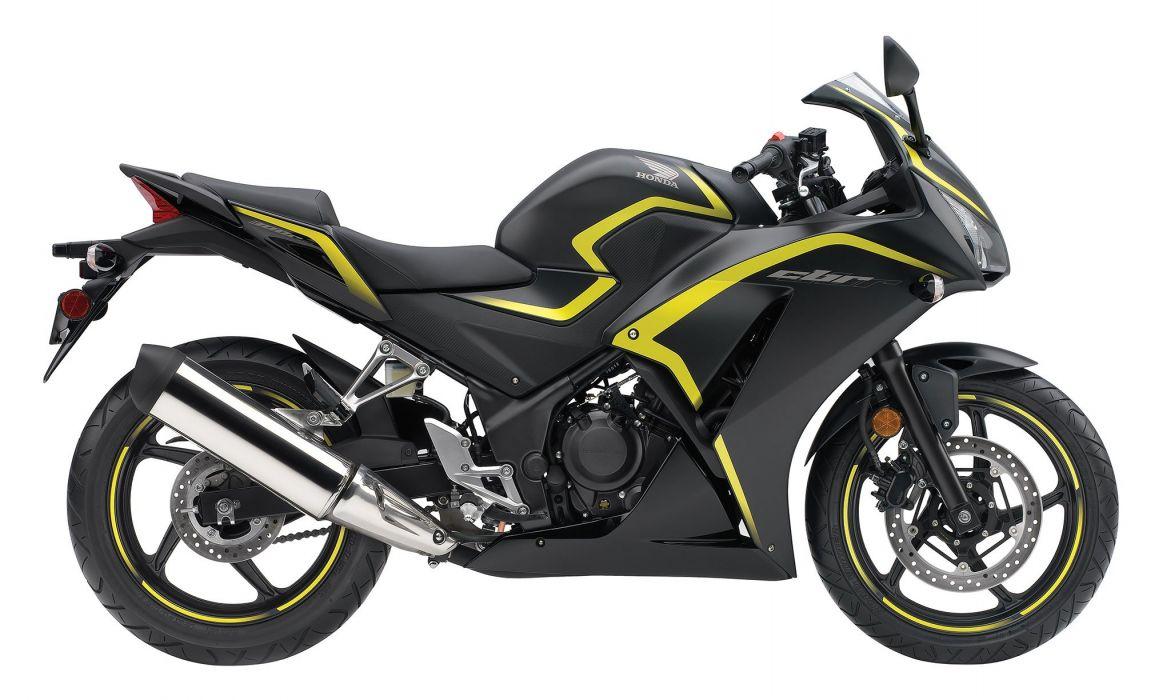 2015 Honda CBR300R wallpaper