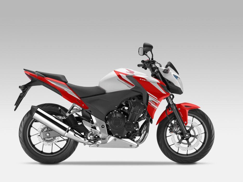 2015 Honda CB500F wallpaper