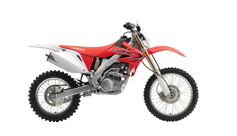2015 Honda CRF250X dirtbike wallpaper