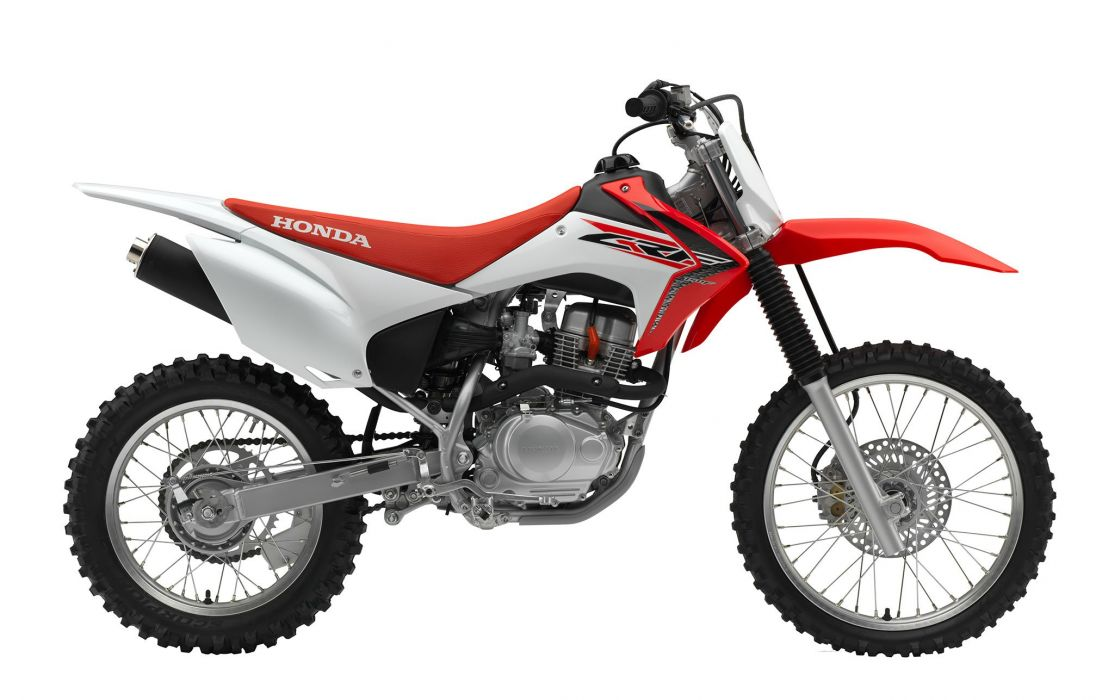 2015 Honda CRF150F dirtbike wallpaper