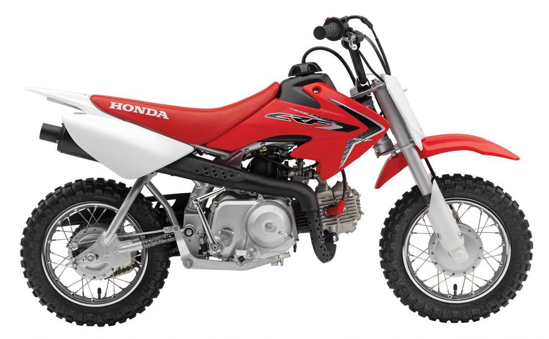 2015 Honda CRF50F dirtbike wallpaper