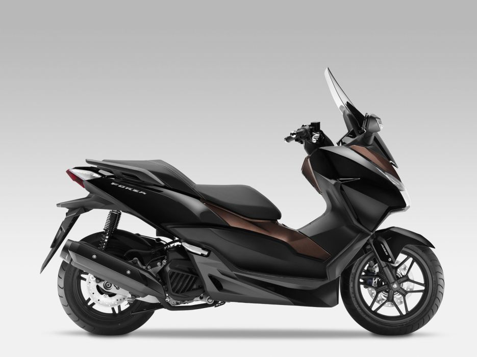 2015 Honda Forza ABS Scooter wallpaper
