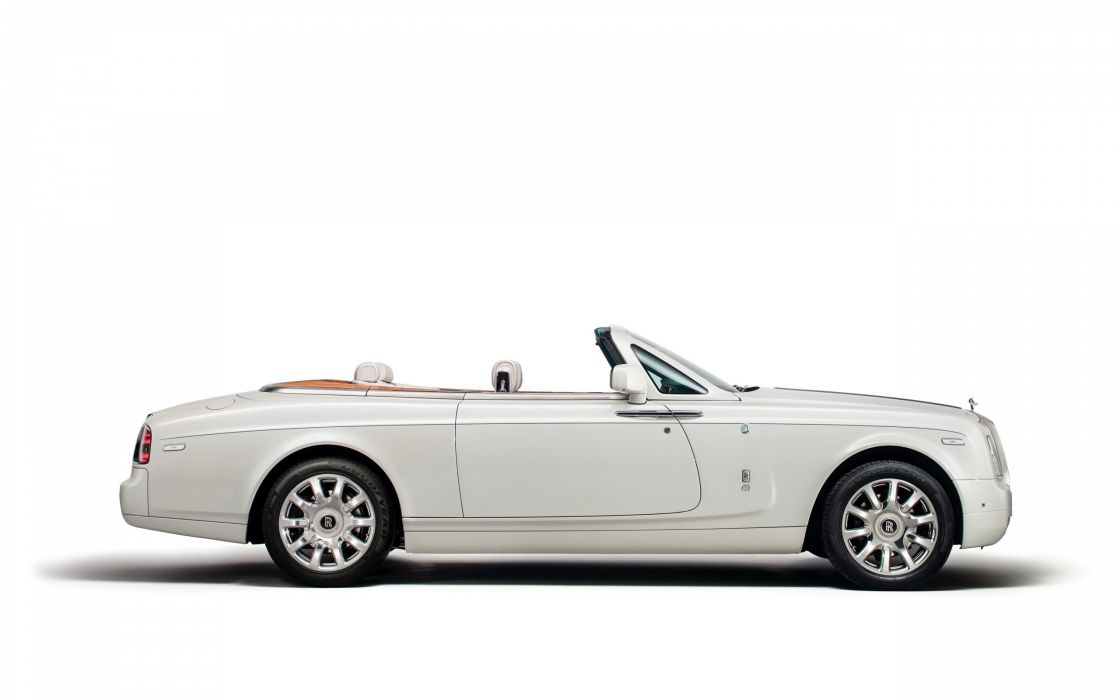 2015 Rolls Royce Maharaja Phantom Drophead Coupe luxury wallpaper