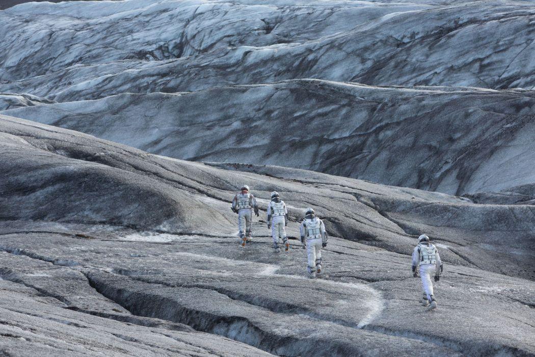INTERSTELLAR sci-fi adventure mystery astronaut wallpaper