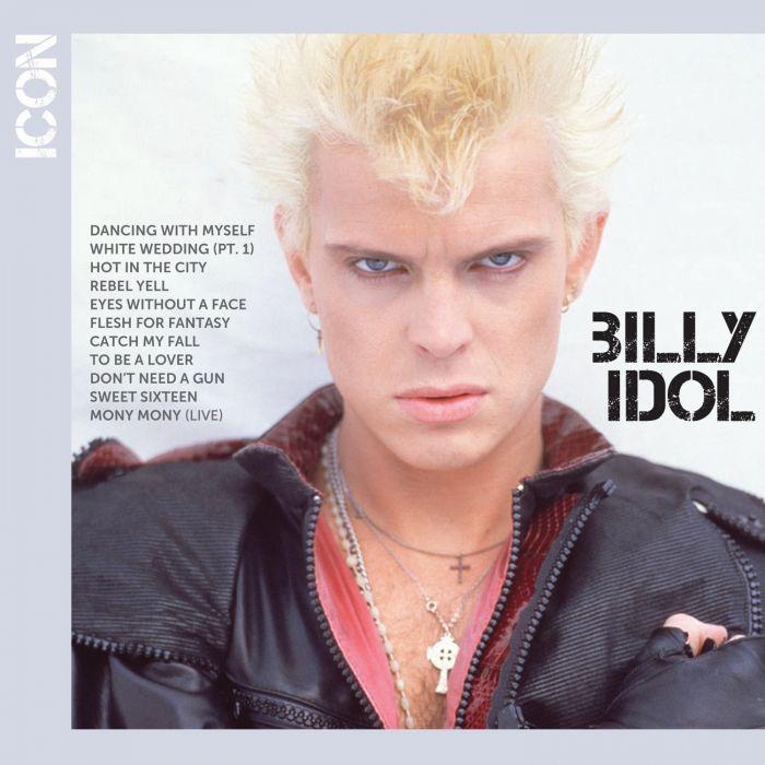 BILLY IDOL punk rock hard glam dance new wave wallpaper