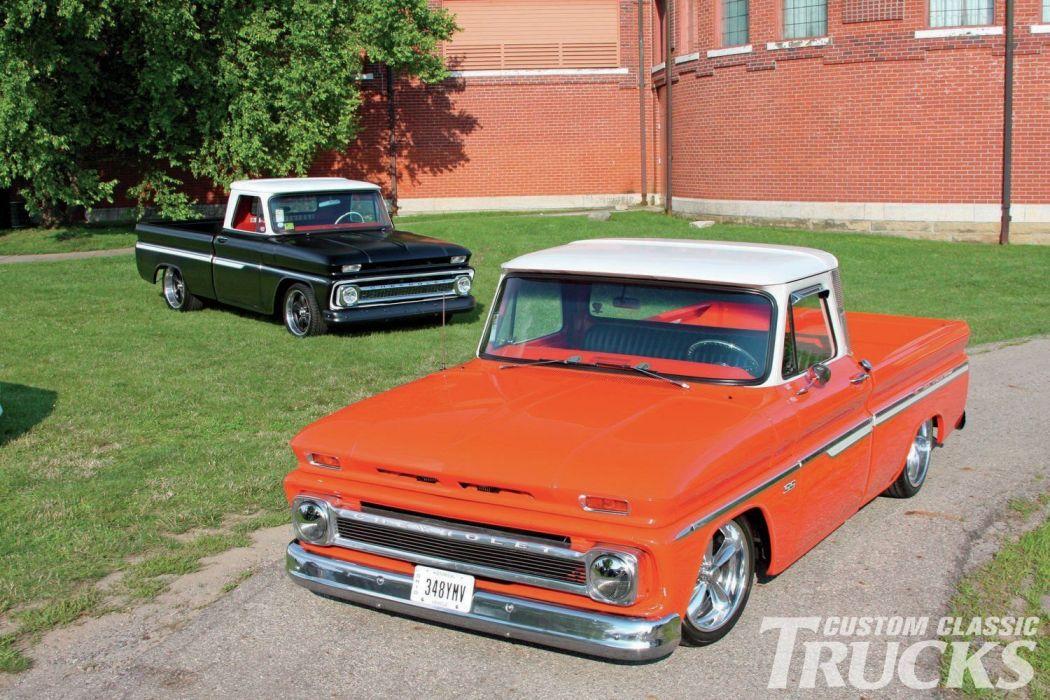 apache cameo f100 F150 3100 pickup retro classic custom truck USA Chevrolet ford cheyenne  wallpaper
