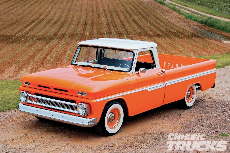 Apache Cameo F100 F150 3100 Pickup Retro Classic Custom