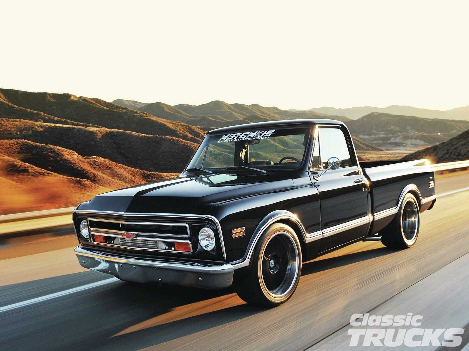 Apache Cameo F100 F150 3100 Pickup Retro Classic Custom Truck Usa 1970 Ford Stepside Chevrolet Cheyenne Wallpaper 1600x1200 518026 Wallpaperup
